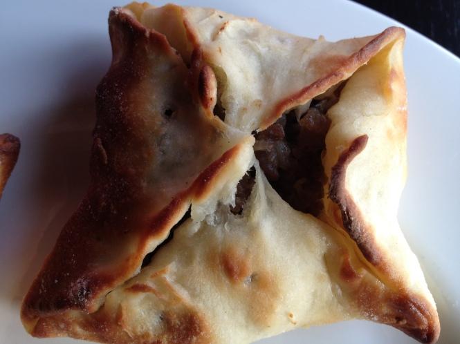 Carne empanada