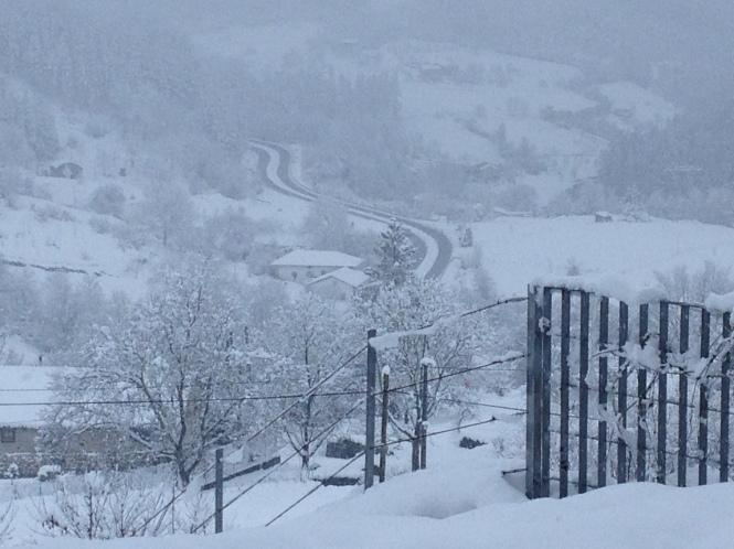 Nieve, Kiloterdi Txokoa Ellauri, Ellauri Hotela